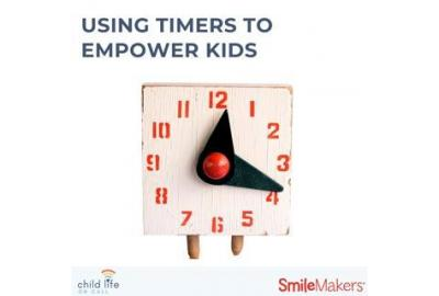Using Timers to Empower Kids