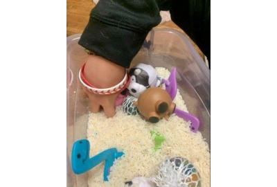 Creating a Portable Sensory Box to Engage Your Children with Sensory Needs