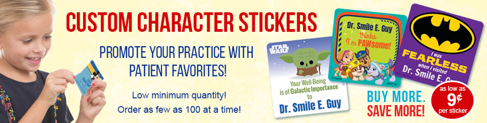 Custom Stickers banner