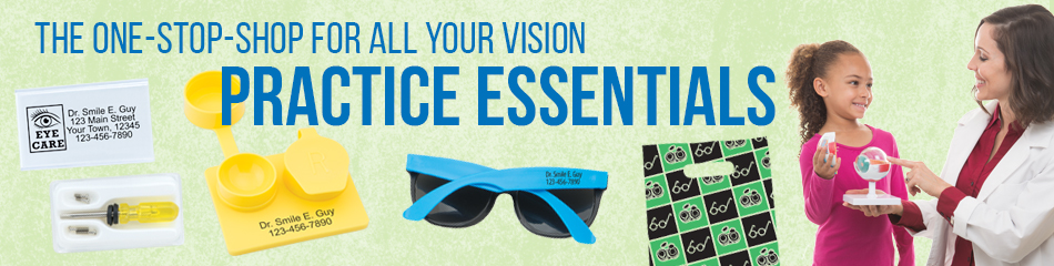 Eye Care Practice Essentials banner