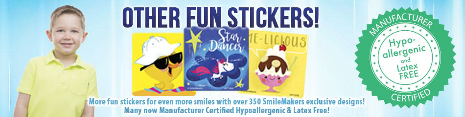 Other Fun Stickers banner