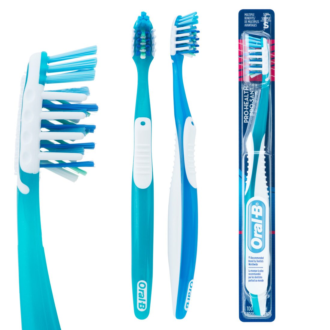 Oral-B Toothbrushes