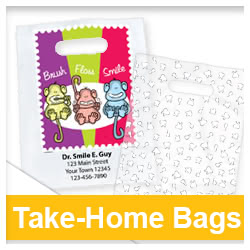 Dental Take Home Bags
