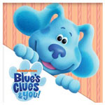 Blue's Clues Stickers