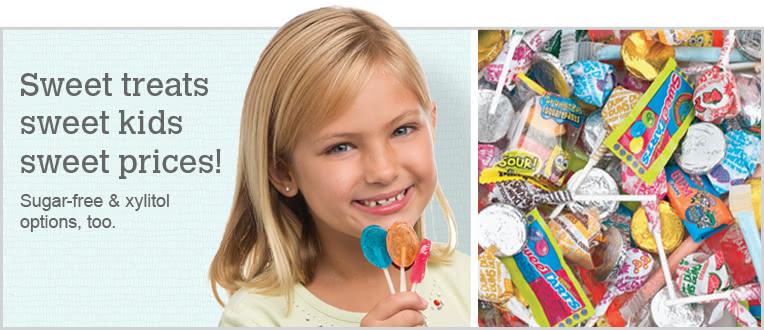 Candy & Gum banner