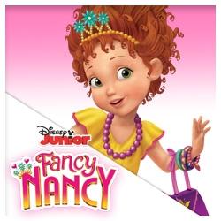 Fancy Nancy Stickers