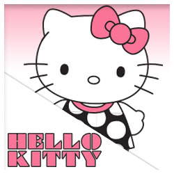 Hello Kitty Stickers