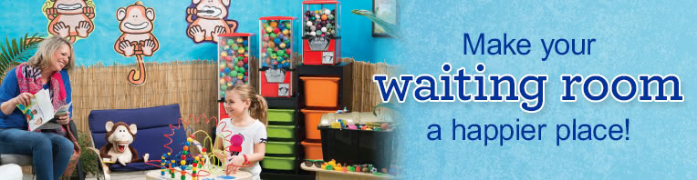 Waiting Room Toys & Games banner