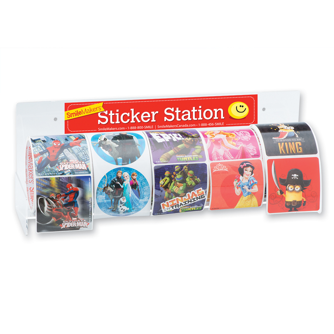 Holiday Stickers; Sticker Holders