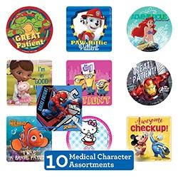 Patient Sticker Samplers