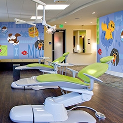 Pediatric Themed Decor