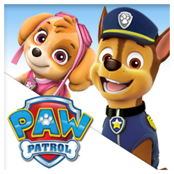PAW Patrol Stickers