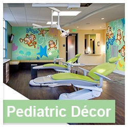 Pediatric Themed Décor