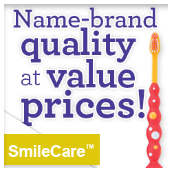 SmileCare™ Toothbrushes