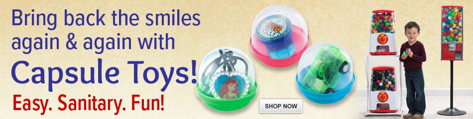 Toy Capsules