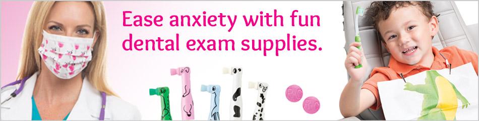 Dental Exam Supplies