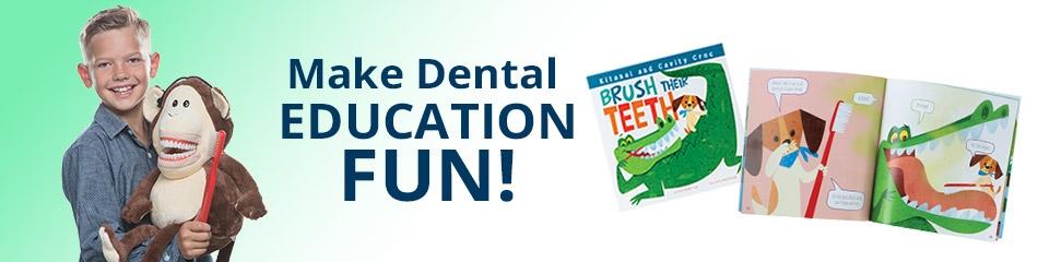 Dental Patient Education banner
