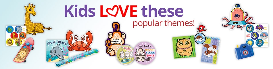 Popular Themes banner