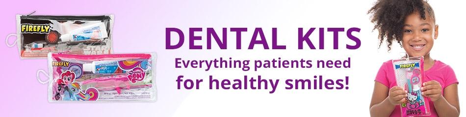 Dental Kits banner