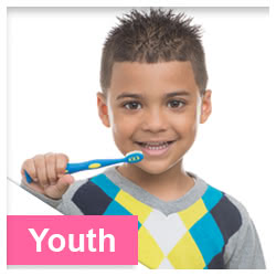 Youth Toothbrushes