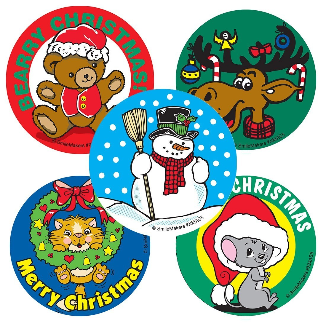 Christmas Favorites Stickers [image] Slider image-0 ...
