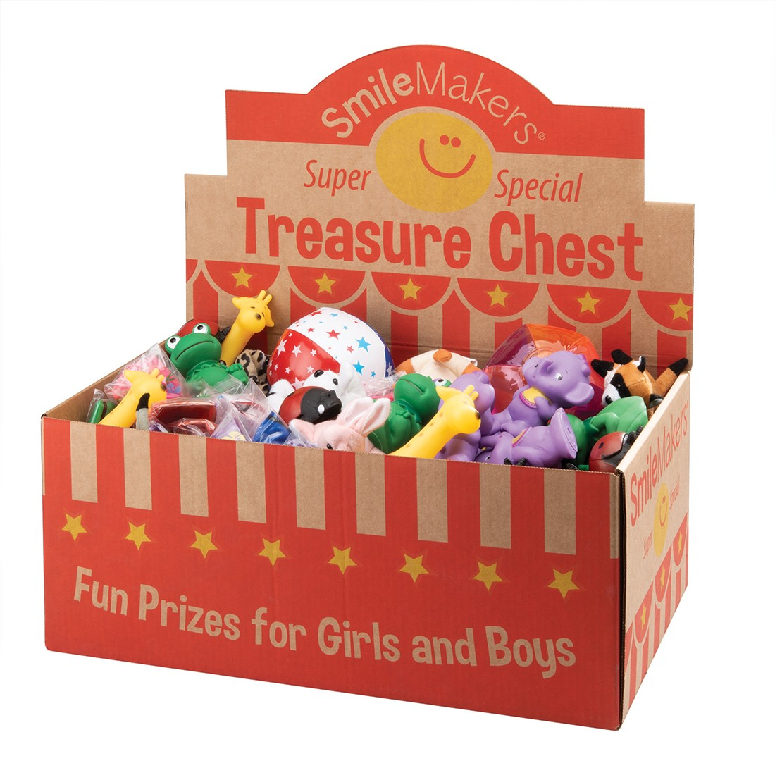 Tested for All Ages Treasure Chest [image]