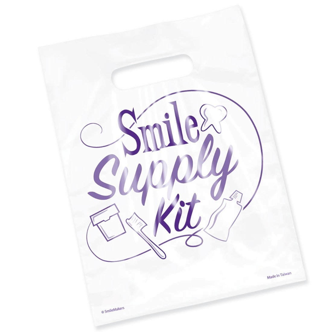 Clear Smile Supply Kit Bags                        [image]