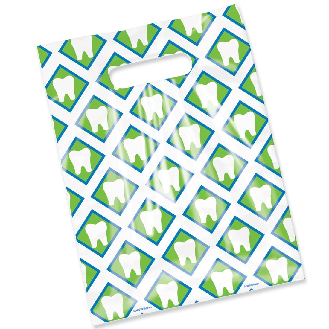 Scatter Print Tooth Designs Bags [image]