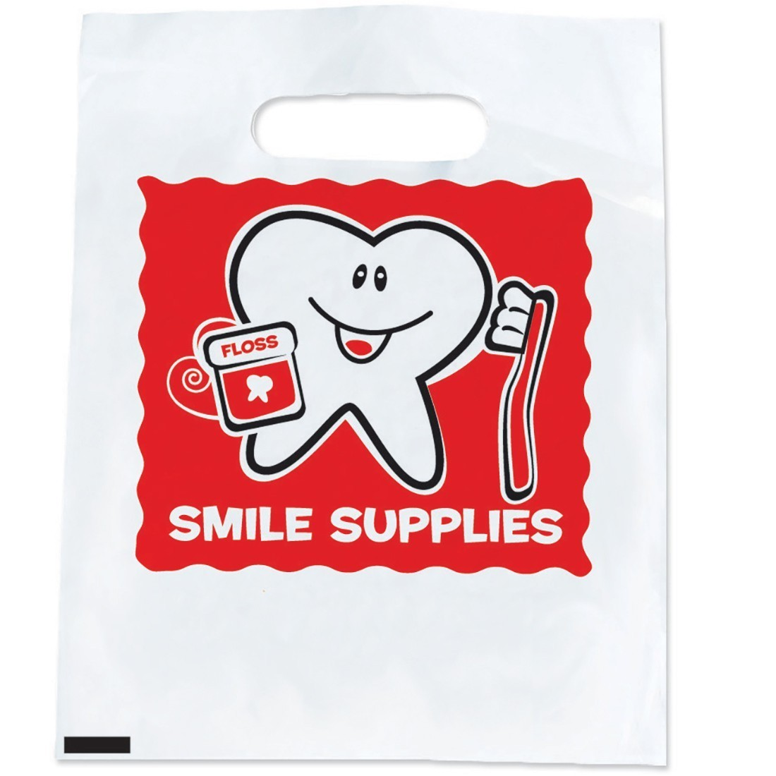 Happy Tooth Smile Supply Bags                      [image]