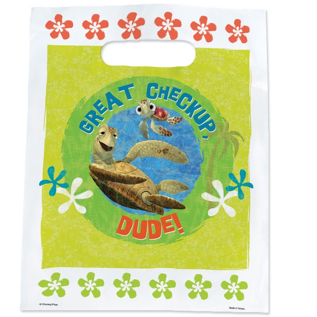 Disney Nemo Great Check Up Dude Bags               [image]