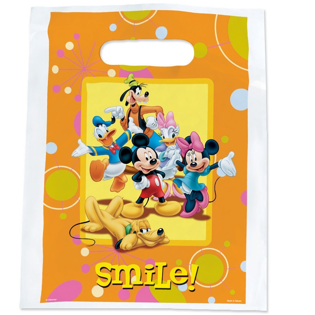 Disney Smile Mickey Mouse Group Bags               [image]