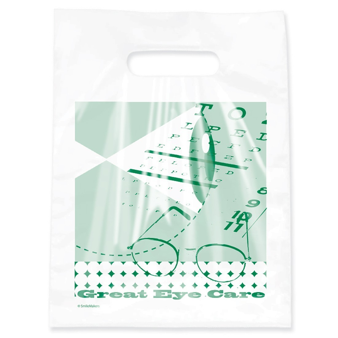 Great Eye Care Clear Bags                          [image]