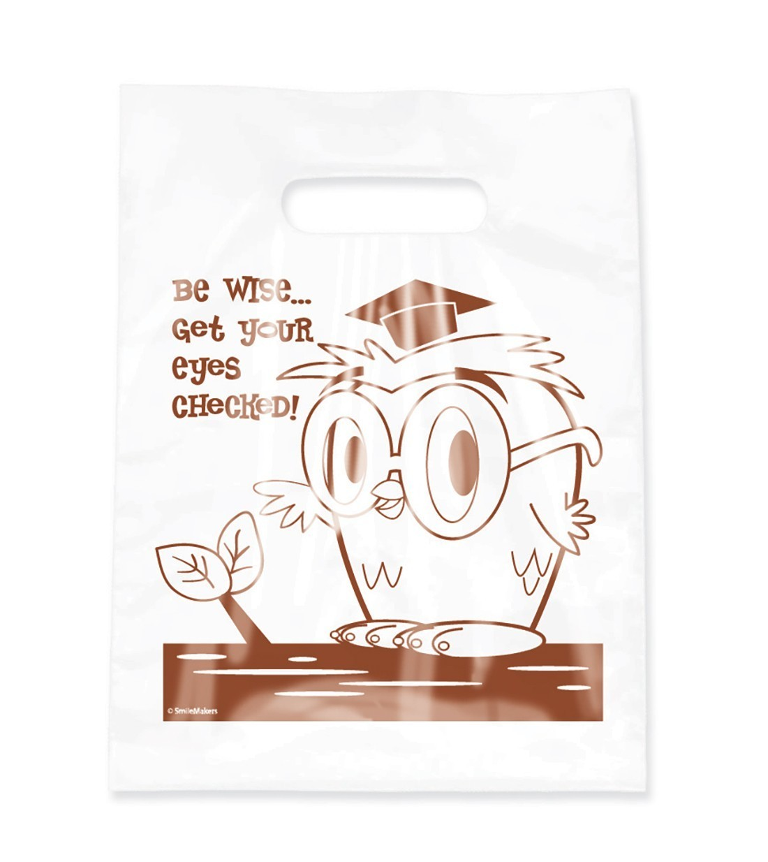 Wise Eyes Clear Bags                               [image]