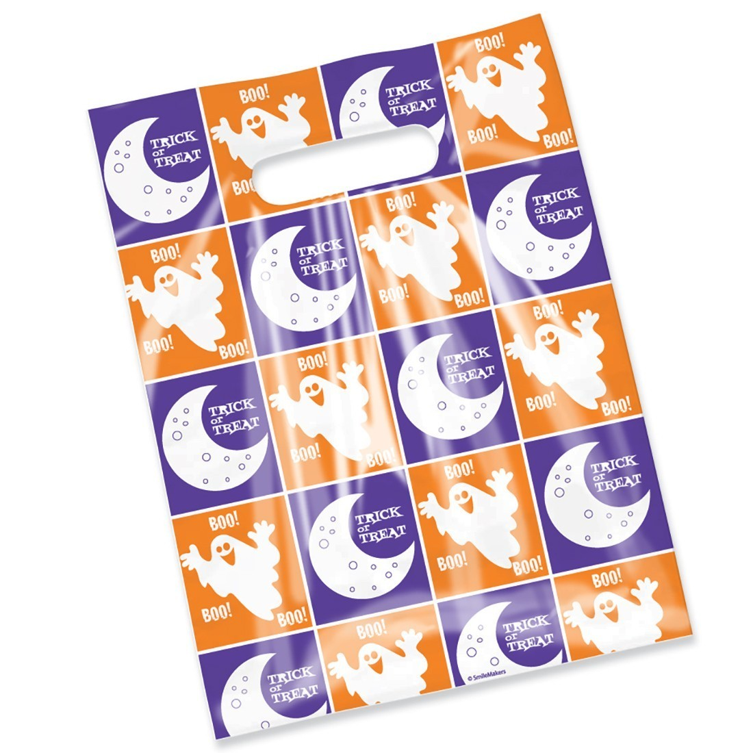 Trick or Treat Scatter Print Bags [image]