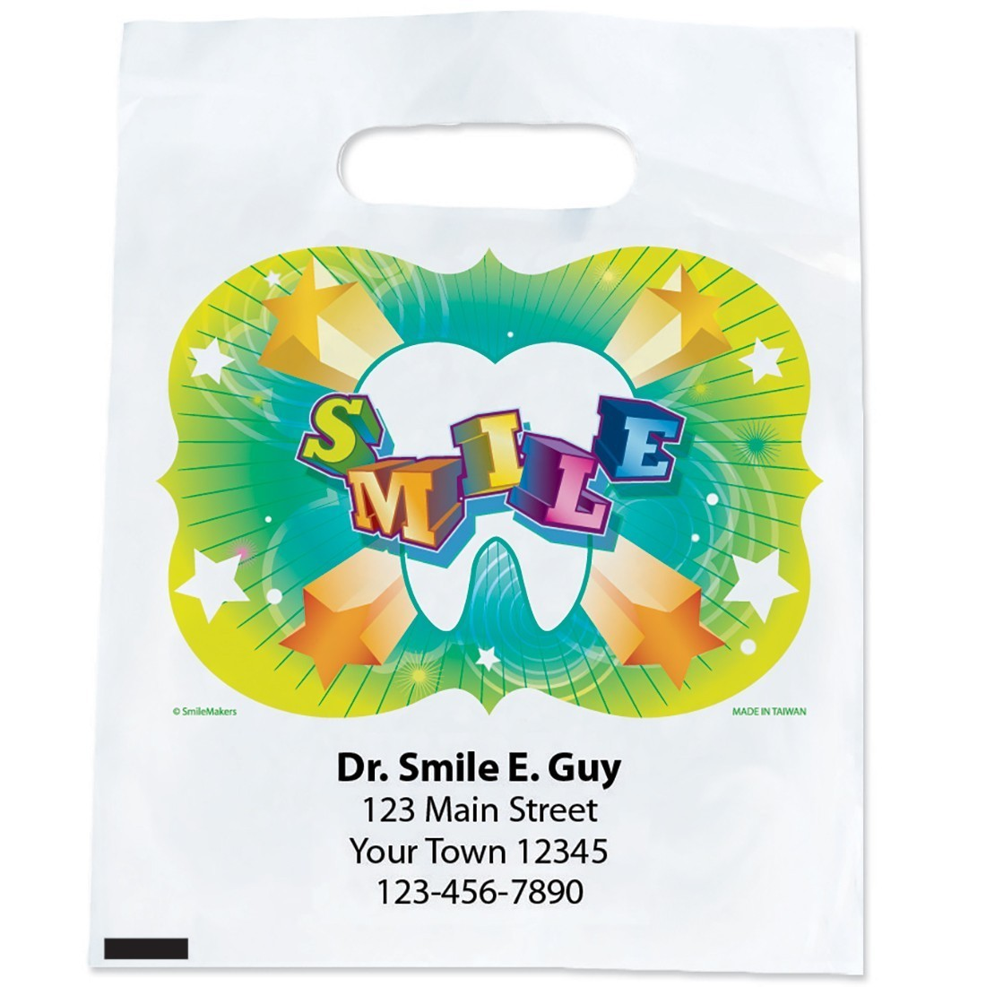 Custom Smile Star Bags                             [image]