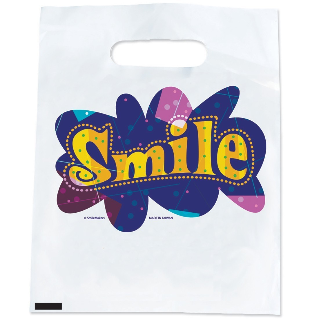 Colorful Smile Bags                                [image]