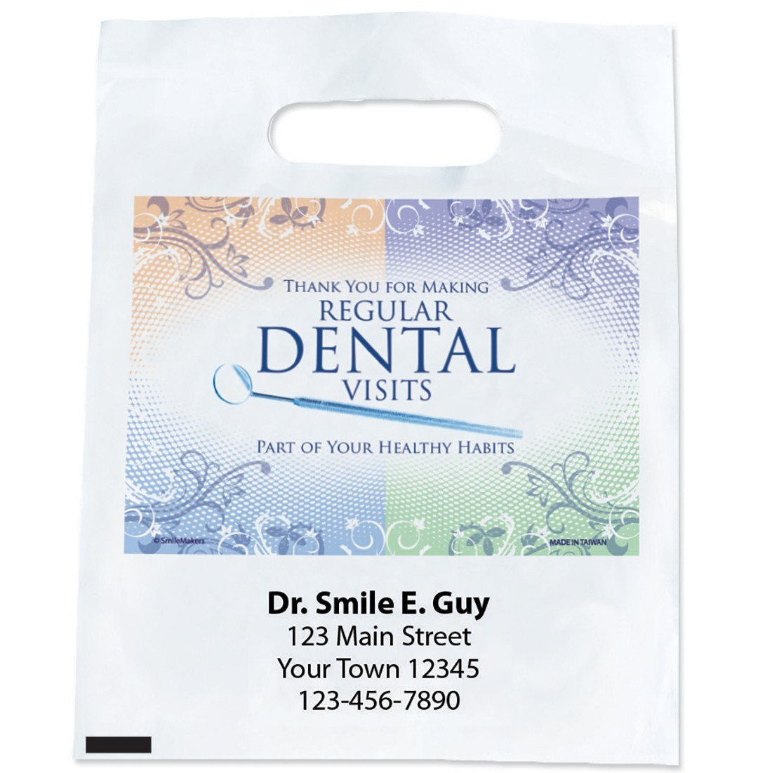 Custom Regular Dental Visits Bags                  [image]