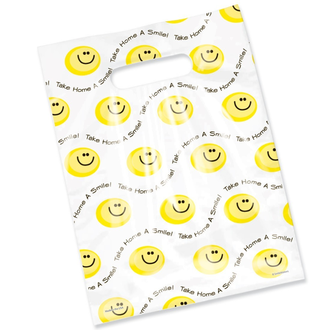 Scatter Smiley Guy Bags                            [image]