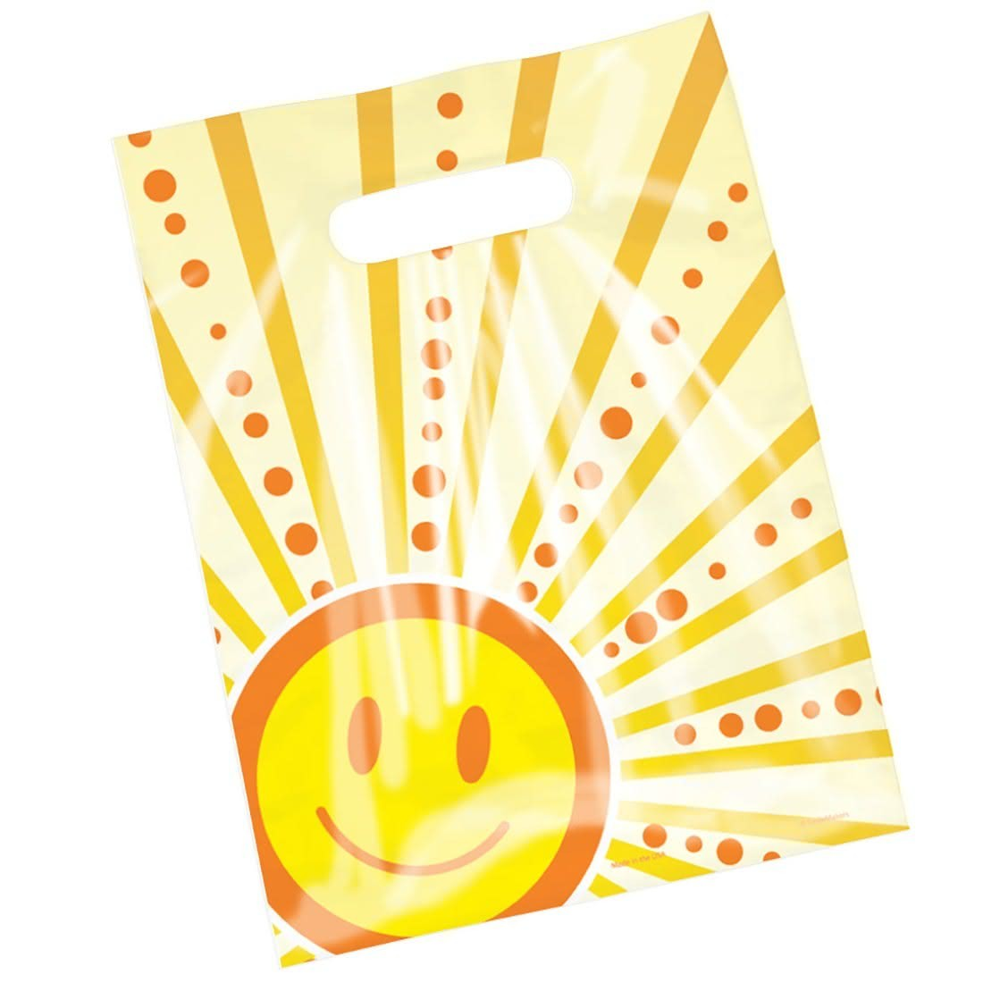 Scatter Smiley Guy Sunshine Bags [image]
