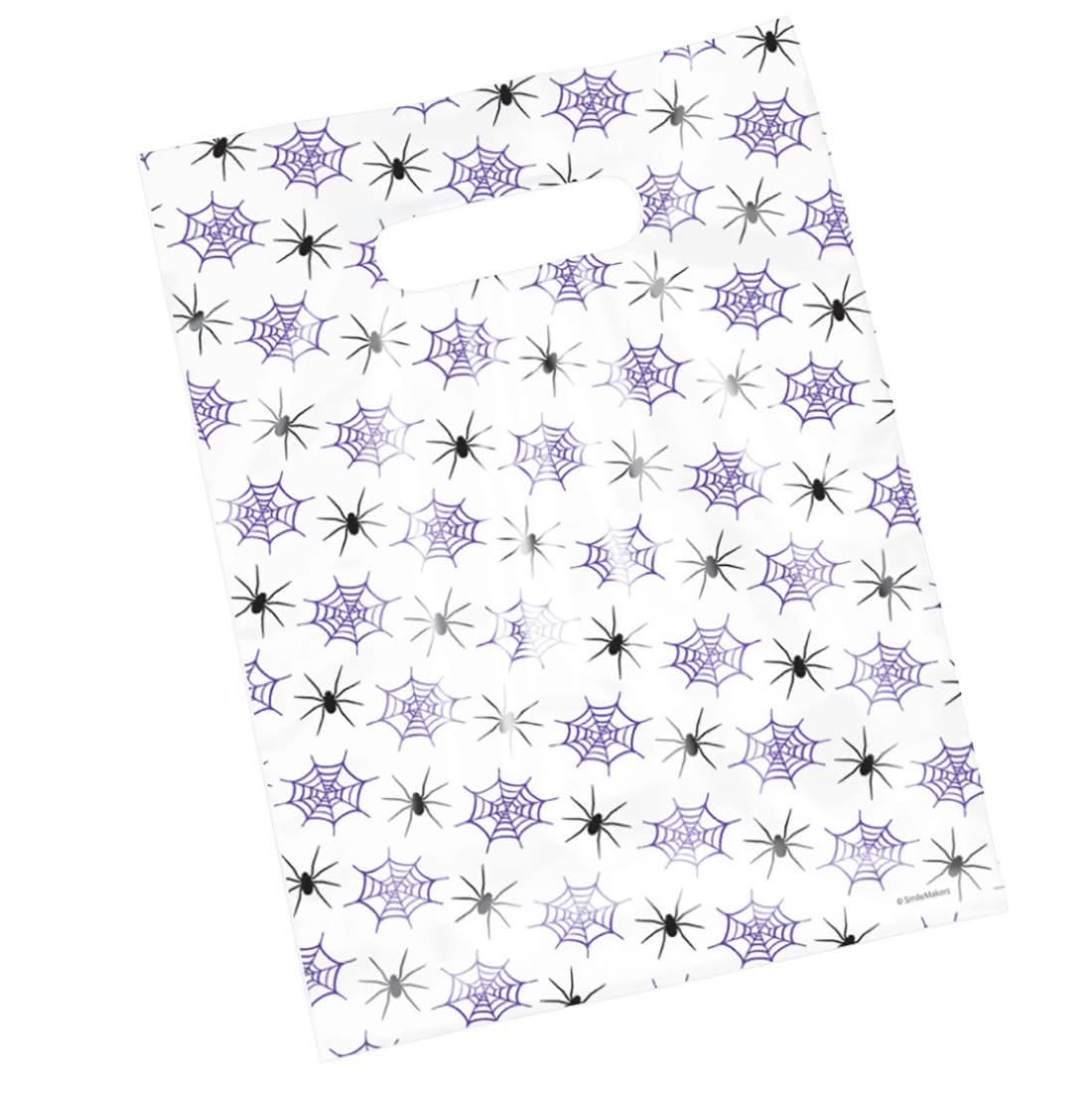 Spiders and Webs Scatter Print Bags [image]