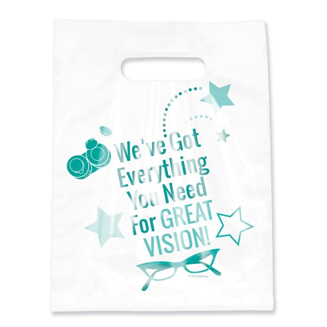 Clear Everything You Need for Vision Bags          [image]