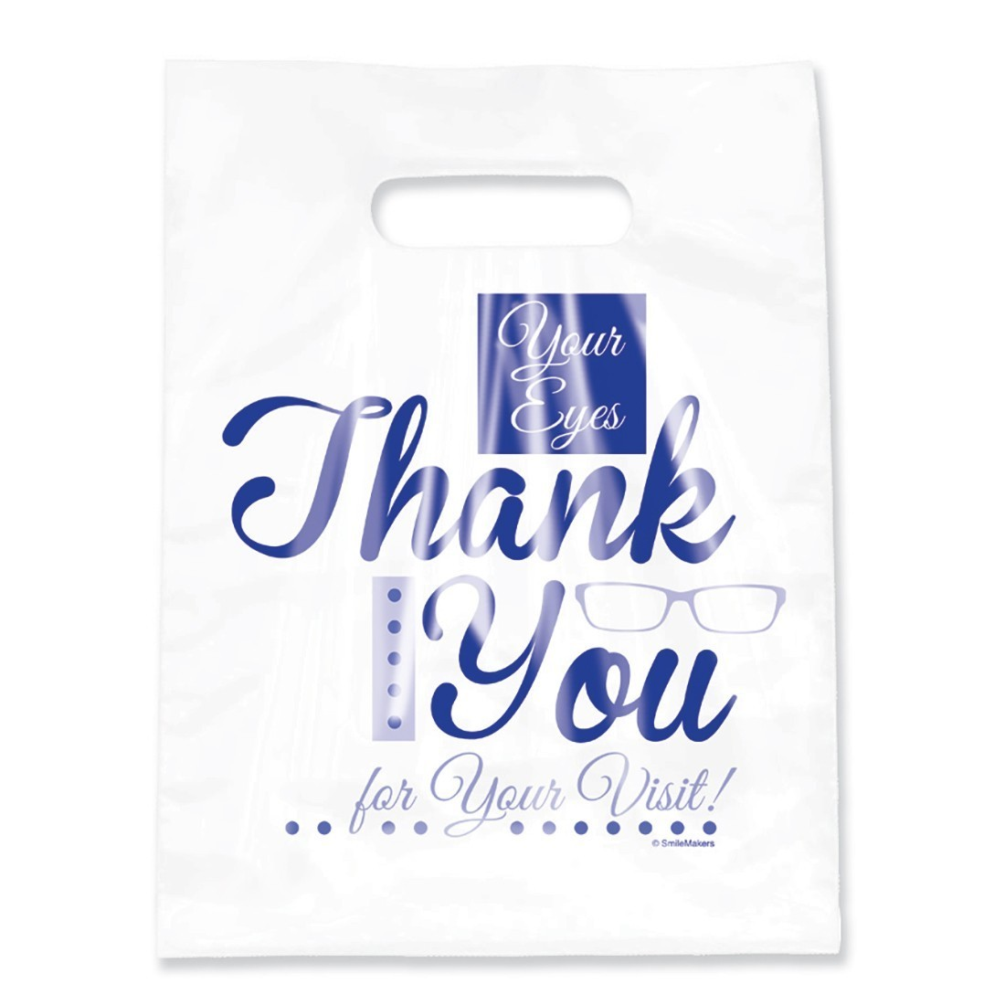 Clear Your Eyes Thank You Bags                     [image]