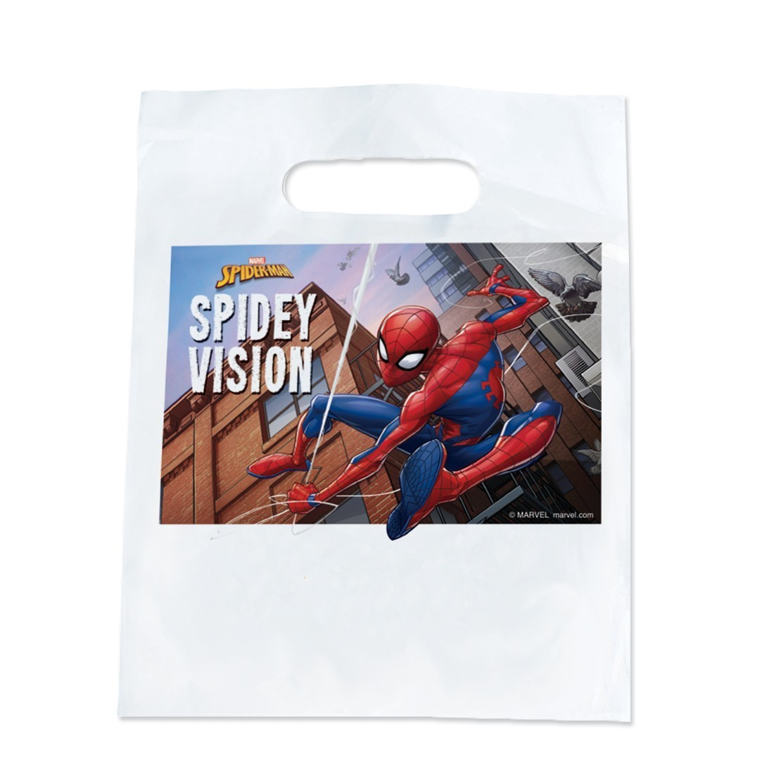 Spider-Man™ Spidey Vision Take Home Bags [image]
