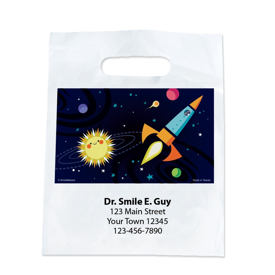 Custom Silly Space Bags [image]