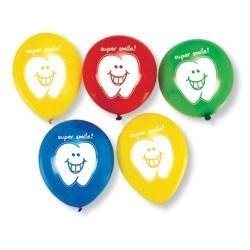 Super Smile Latex Balloons [image]
