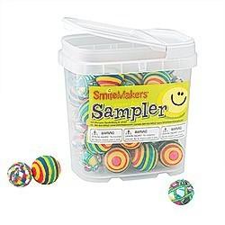 Colorific Bouncing Balls Sampler [image]