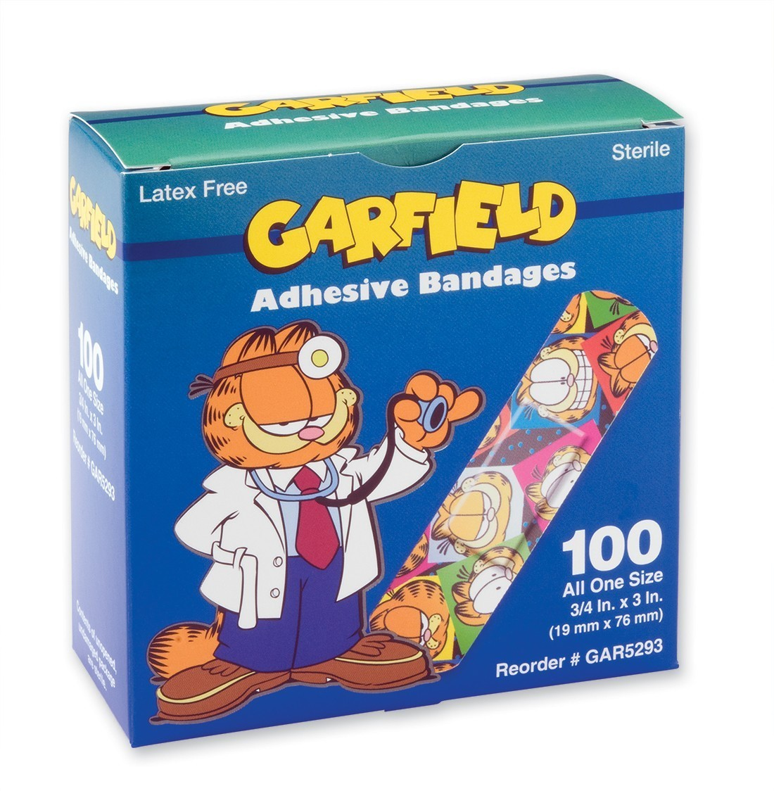 Garfield® Bandages [image]