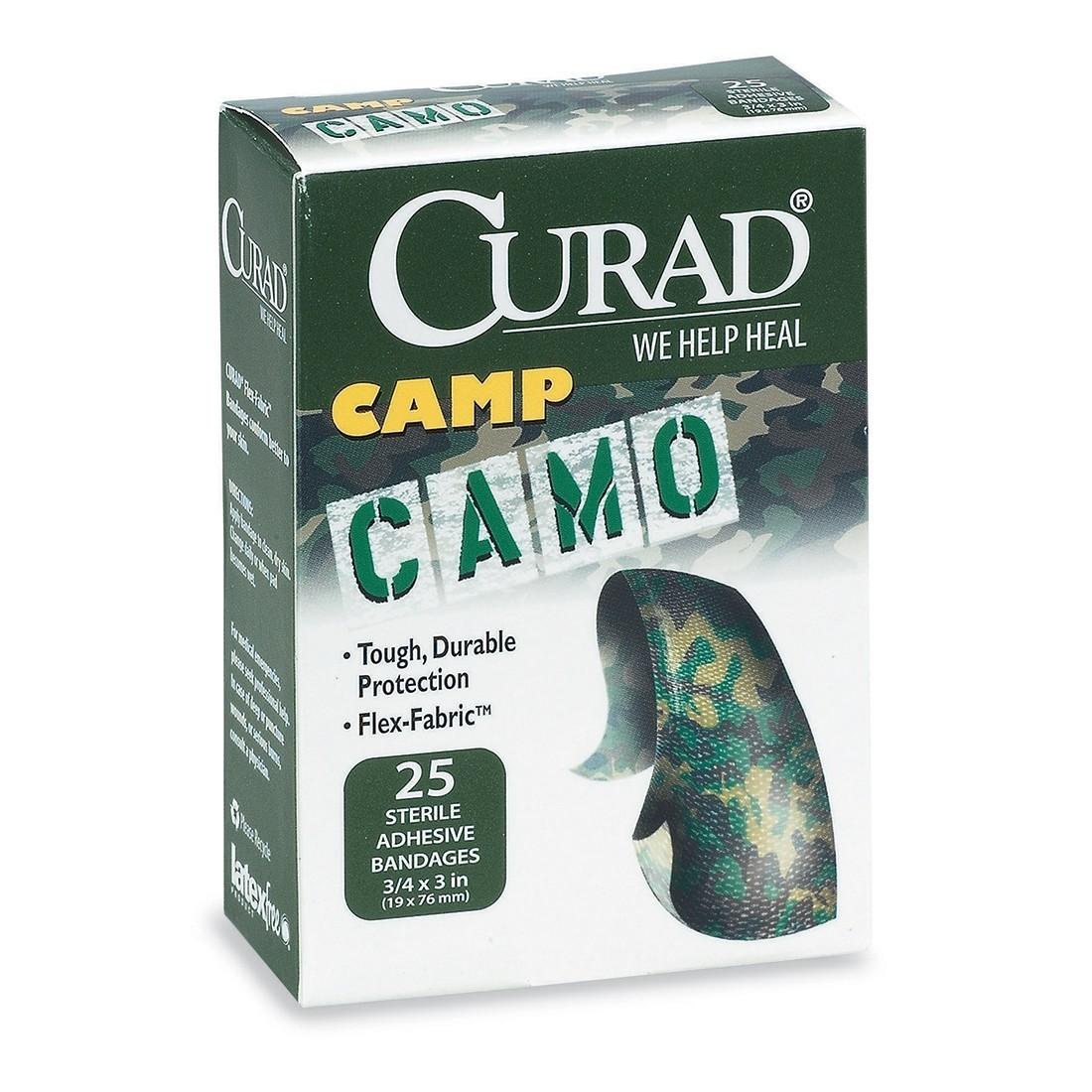 Curad® Case Camouflage Bandages [image]