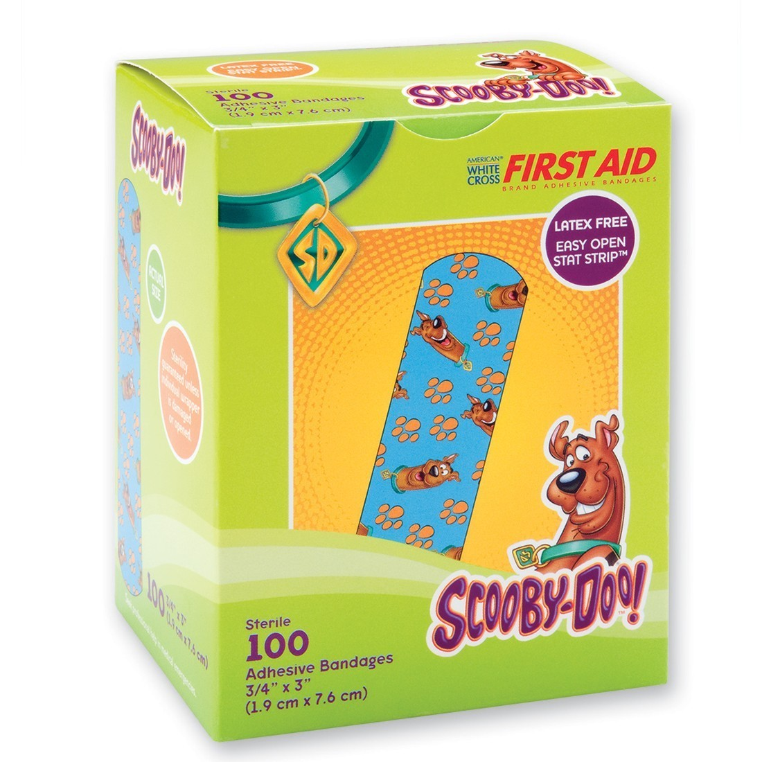First Aid Case Scooby-Doo™ Bandages [image]