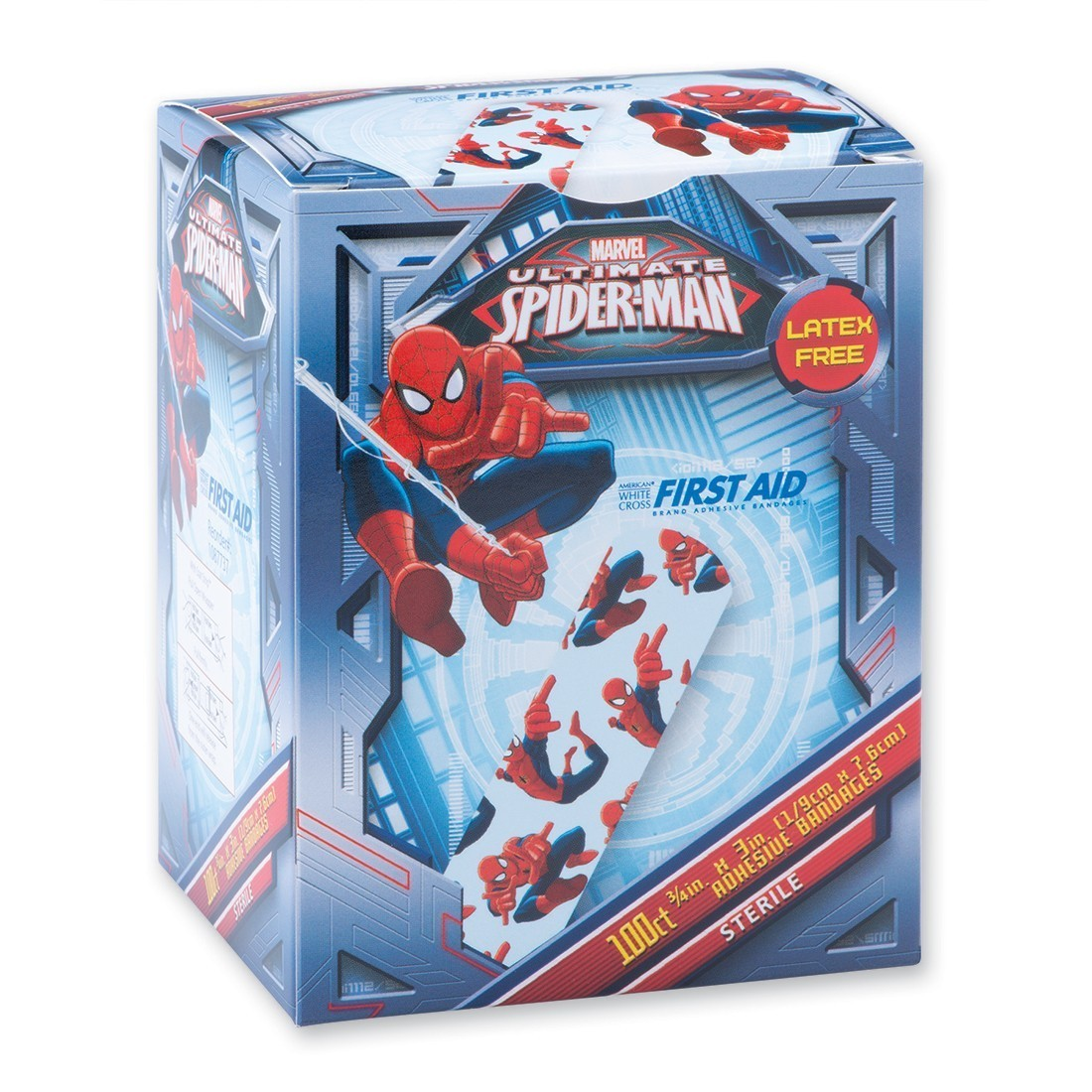 First Aid Ultimate Spider-Man Bandages [image]